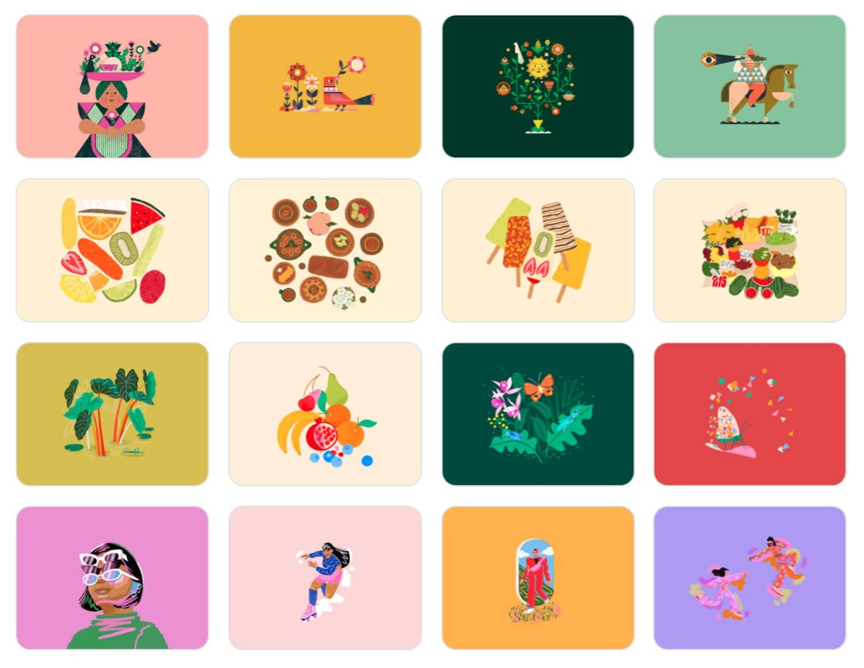 Chrome OS Wallpaper Tradition