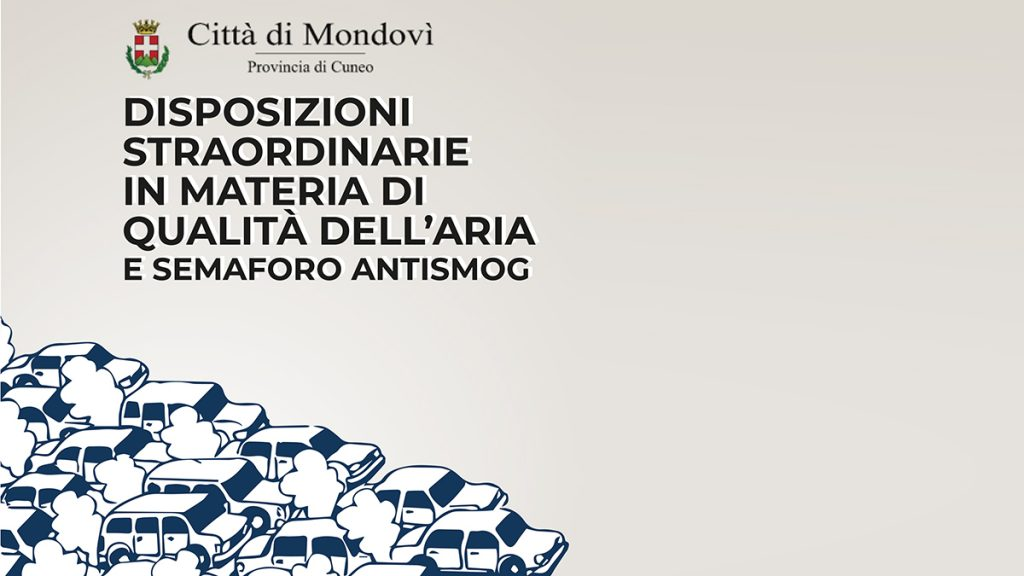 Traffic restrictions in Mondovì - official documents for download and print