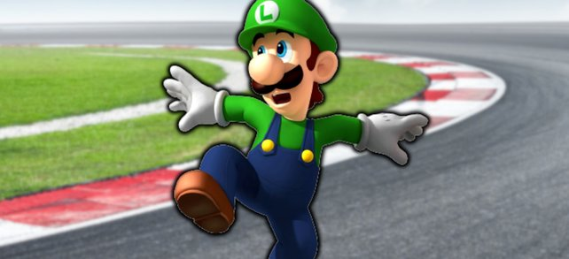 Where did Luigi end up here?  (Image source: Nintendo, Getty Images / Ka Loong Lee)