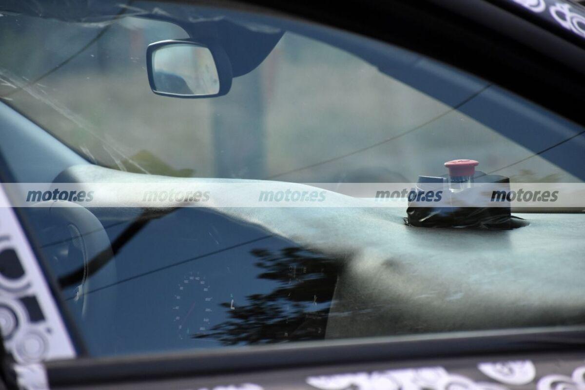 Alfa Romeo Donale Last Spy Photos