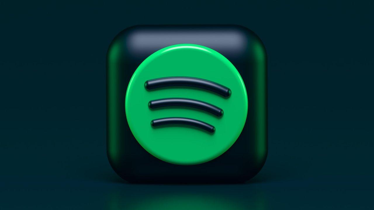 Logo Spotify application