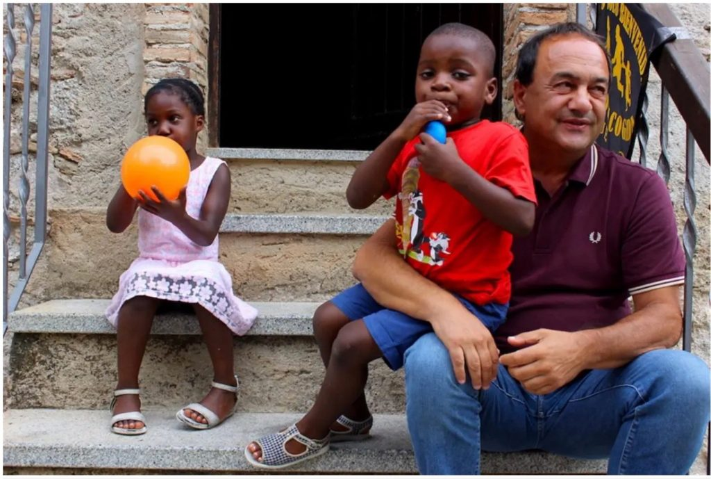 Mimmo Lucano, Shocking Results: Download the full sentence