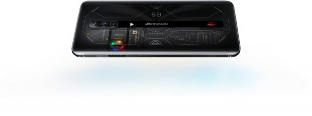 A gaming smartphone with a fan for 600 euros