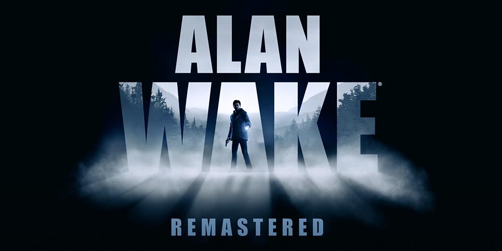 Alan Wake Remastered - Keyart