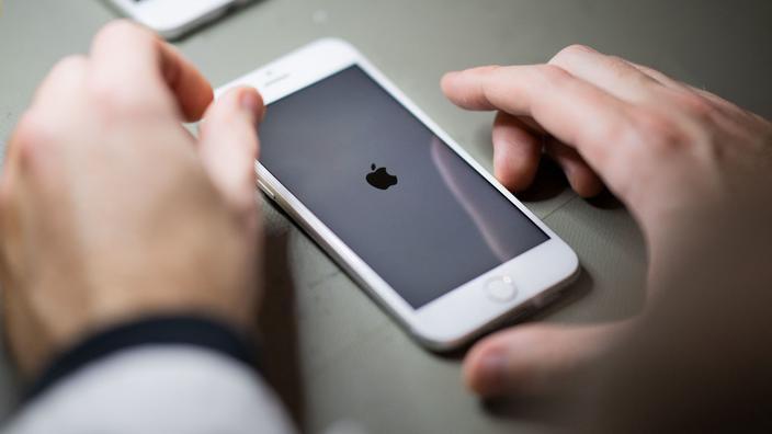 Un iPhone d
