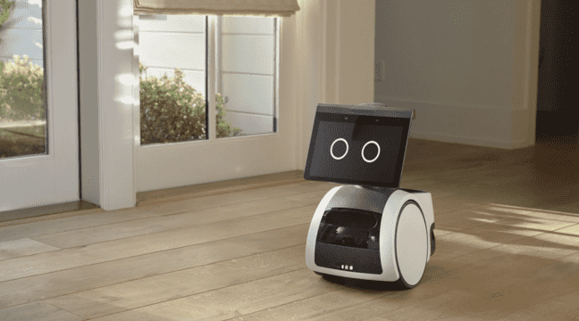 Astro, Amazon's controversial little robot capable of patrolling the house