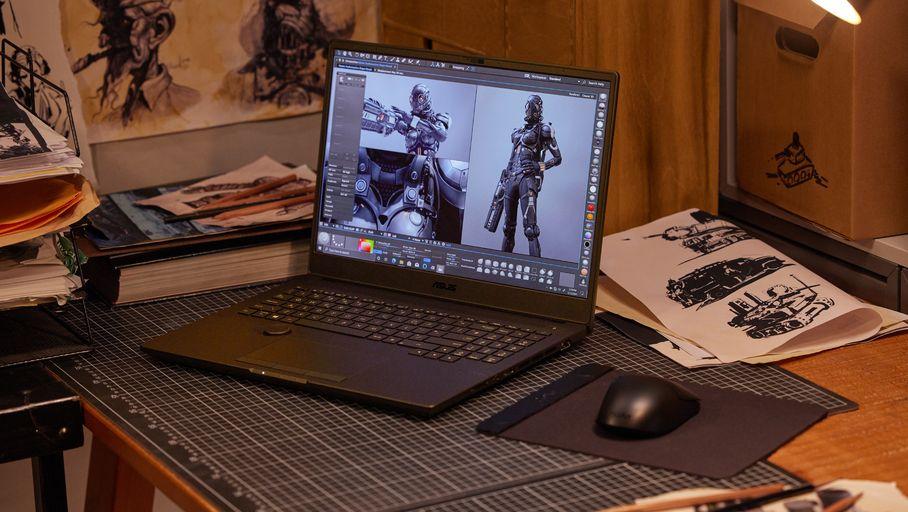 Asus targets professional creators with the ProArt StudioBook 16 OLEDs