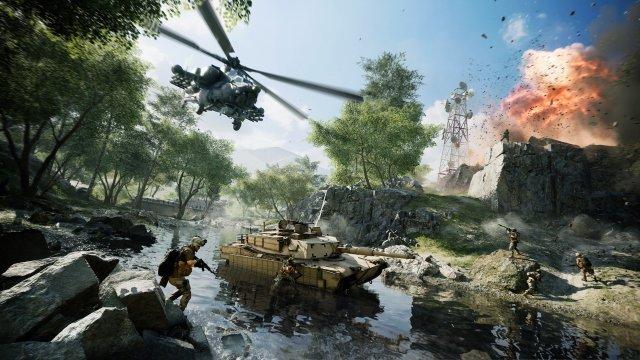 Battlefield 2042: Postponement according to recent rumors