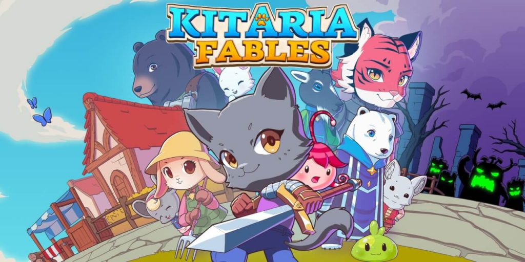 Beautiful RPG Action Adventure Guitaria Fables Released Today For PC And Consoles Nintendo Connect