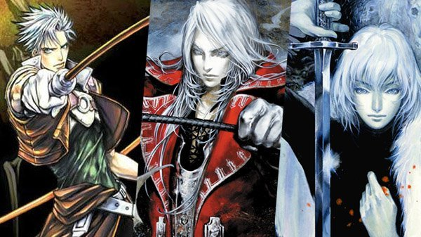 Castlevania Advance Collection Officer, Available on PC, PS4, Xbox and Switch - Nerd4.life