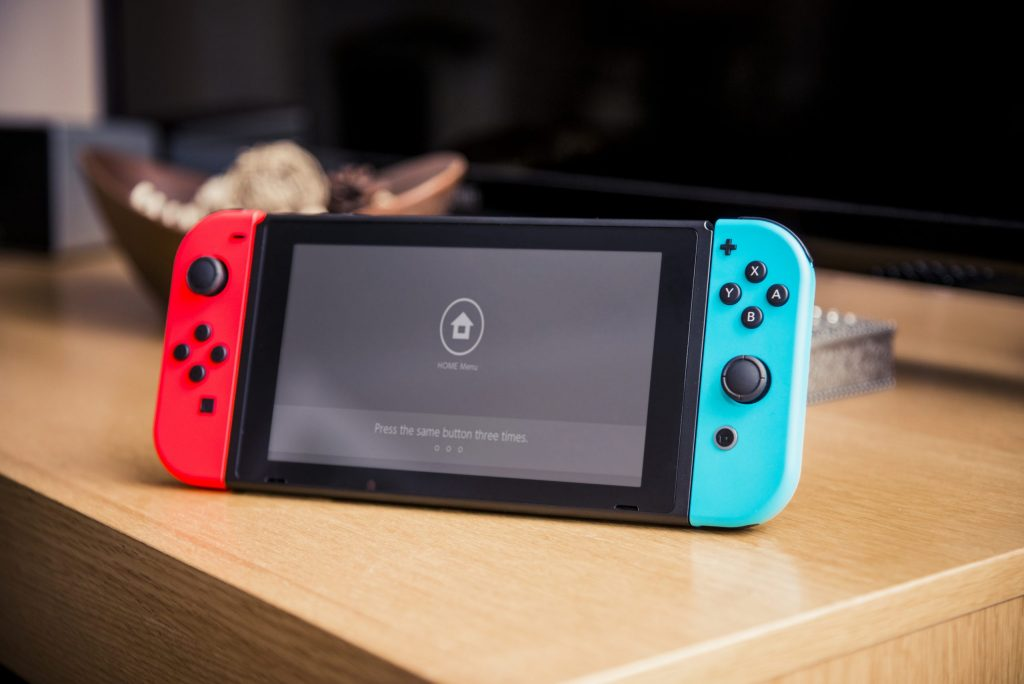 Connect Bluetooth headphones to the Nintendo Switch