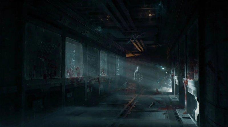 Dead Space: The Art of Vague Concept