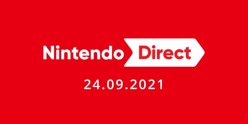 Nintendo Direct 24.09.2021