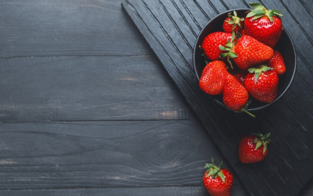 Download Recipe: Italian Strawberry Straw: Have you tried this treat?