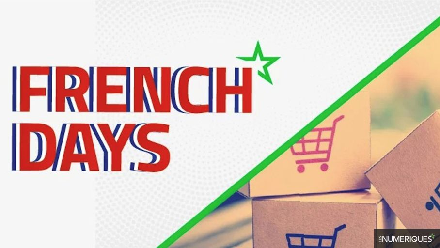 French Days: Friday 24th to Monday 27th September, Follow Les Numerix