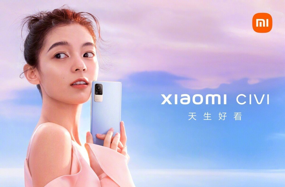 Xiaomi unveiled in China this week its Xiaomi Civi, a new mid-range smartphone with a new OLED display and a Snapdragon 778G SoC.