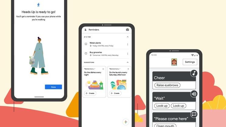 Google fall 2021