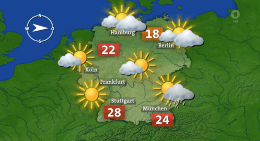 Daily news weather is also available.  (Image: Mirabyte)