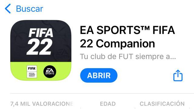 FIFA 22 EA game accessory
