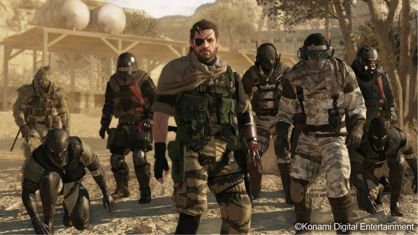 Konami is preparing to shut down some of the Servers of Metal Gear Solid V.