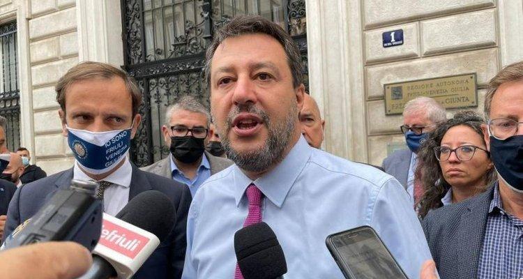 """Matteo Salvini is a liar"" for Jet Set Radio composer - Nerd4.life"