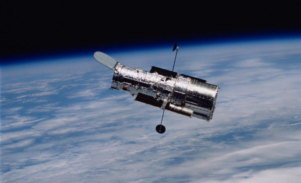 NASA's Hubble Telescope photos clusters of dazzling stars