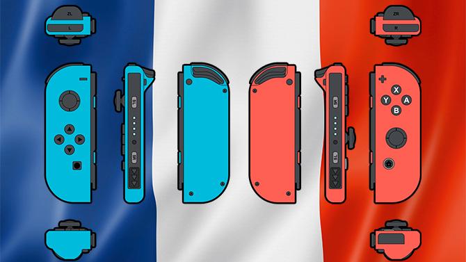Joy-Con Drift : Nintendo France réparera toutes les manettes défectueuses, même hors garantie
