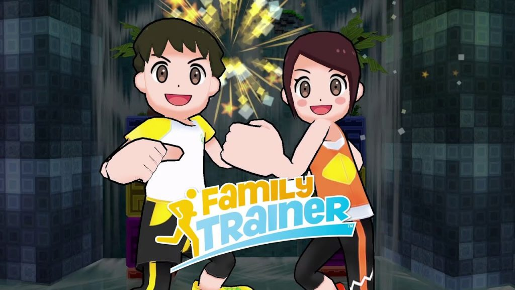 Nintendo Switch குடும்ப Family Trainer for Nintendo Connect was released today