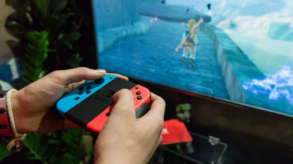 Nintendo denies reporting new switch with 4k resolution