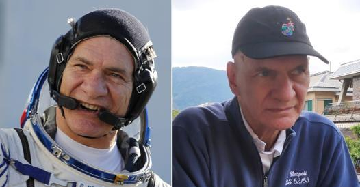 Paulo Nespoli, astronaut and tumor: «I had a brain lymphoma    Interview
