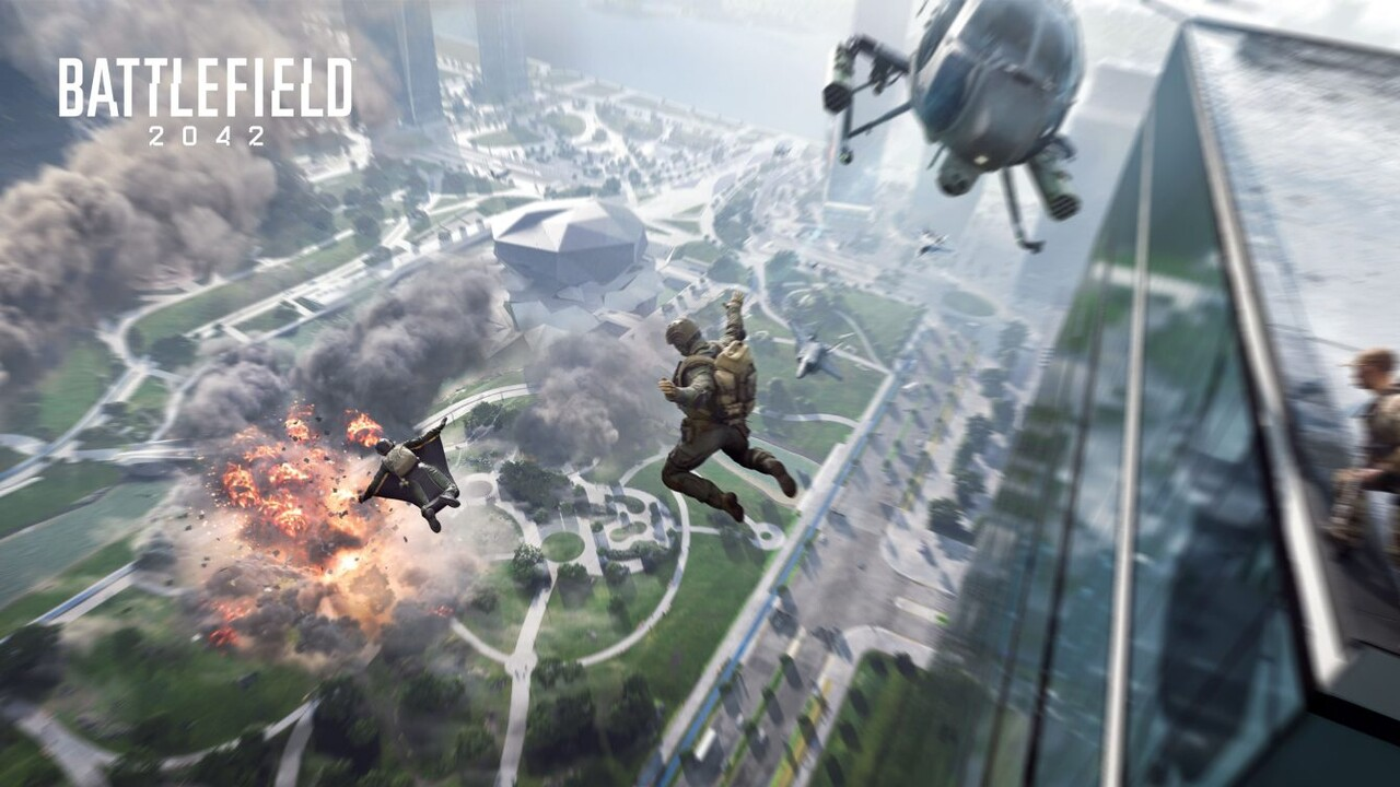 Postponement: Battlefield 2042 is here a month later