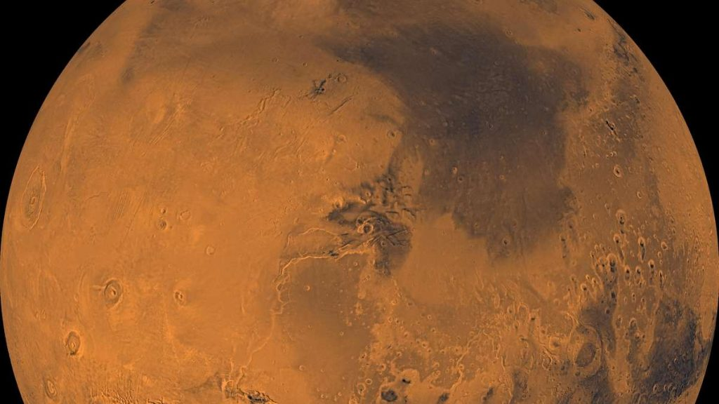 Radiation on Mars is deadly - NASA rover surprises with data