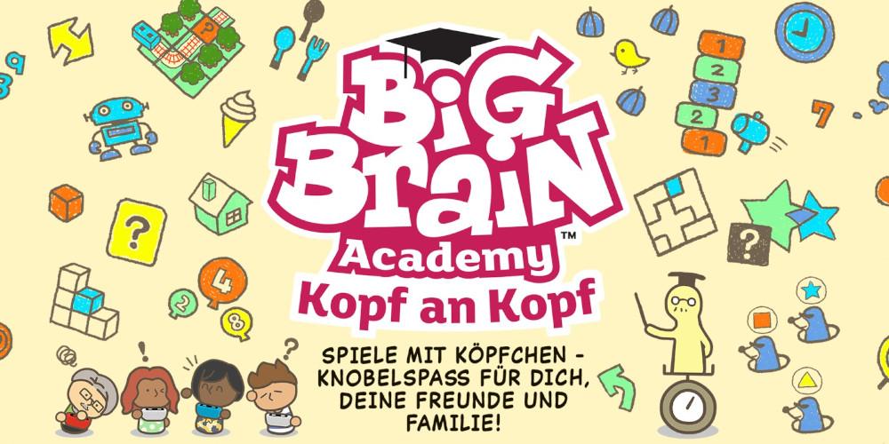 Big Brain Academy: Kopf an Kopf
