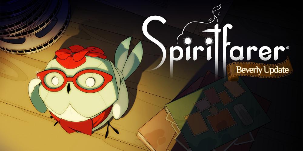 Spiritfarer Beverly Update