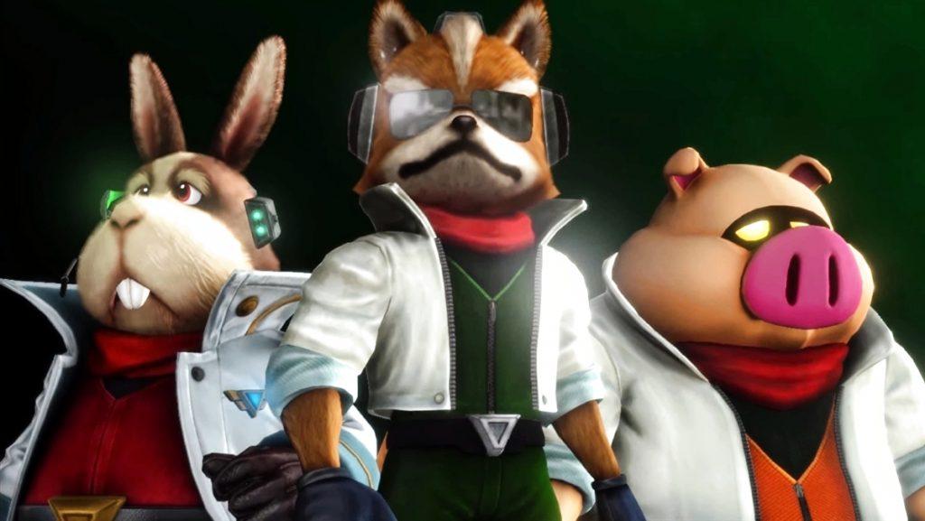 Star Fox Zero on Switch?  Platinum doesn't care if Nintendo gives the green light.  • Eurogamer.de
