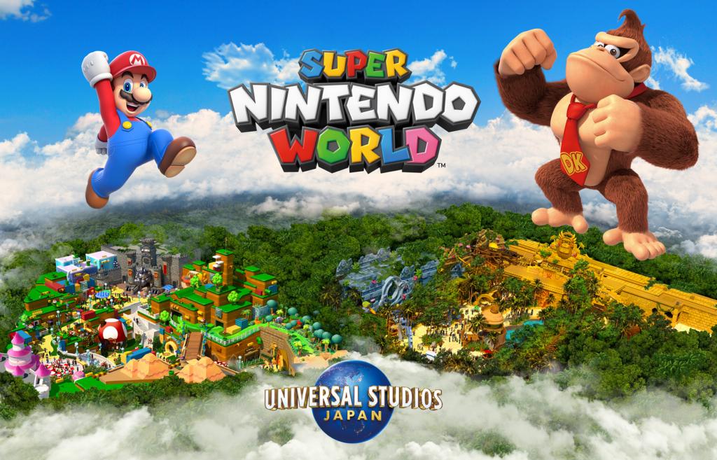 Tanki Kong enters super Nintendo world • Nintendo Connect in 2024