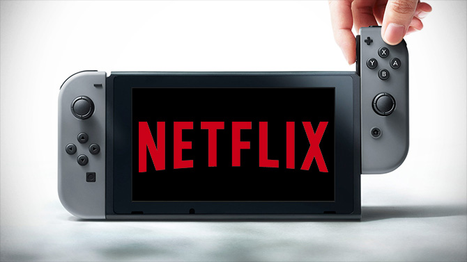 Nintendo Switch : Un responsable de Netflix explique pourquoi ils ne sont pas sur la console