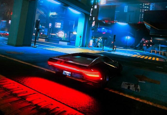 Cyberpunk 2077 Auto Title