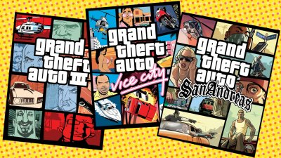 Update Grand Theft Auto: Package - Upcoming release for limited edition, title and GTA rearranged package?