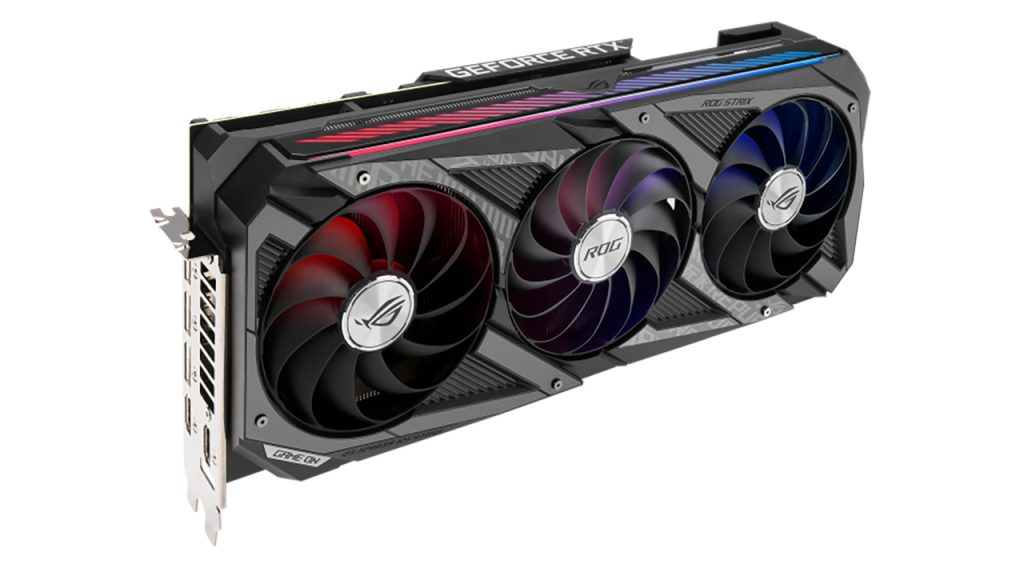 RTX Day, hundreds of Asus GeForce RTX 3000 in some media world tomorrow