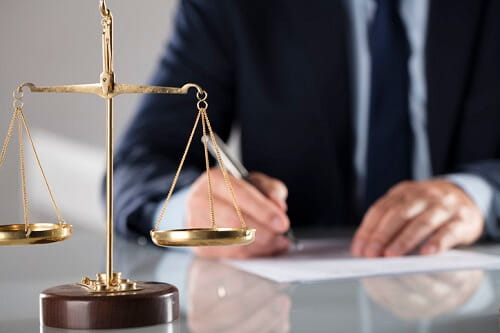 It is always a disciplinary offense to sign the power of attorney in place of the client