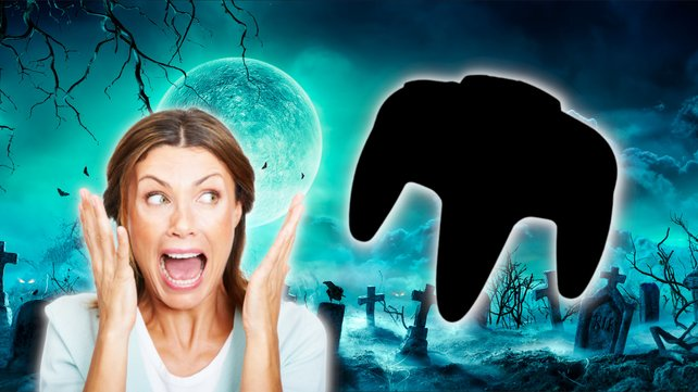 Nintendo 64: Gamer builds scary horror controllers.  (Image source: GlobalStock, Getty Images / Romolodvani, Getty Images)