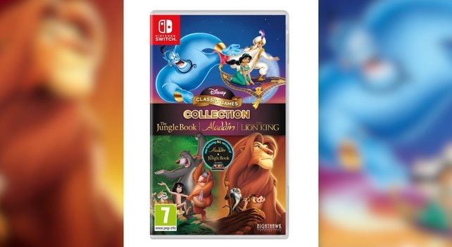 The final Disney collection for the Nintendo Switch.