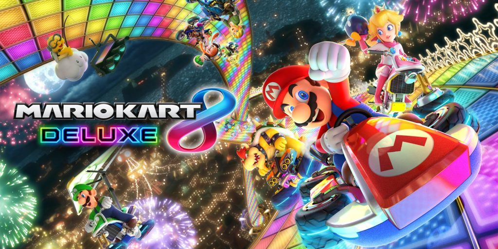 Mario Kart 8 Deluxe Seasonal Round Competition