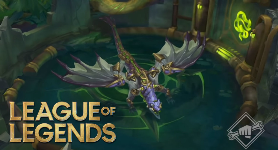 Lol - Pre-Season 2022: Two new dragons are coming into the split