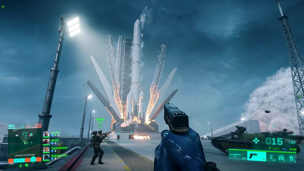 Battlefield 2042 Beta: Does not reflect current game status according to DICE    Xbox One