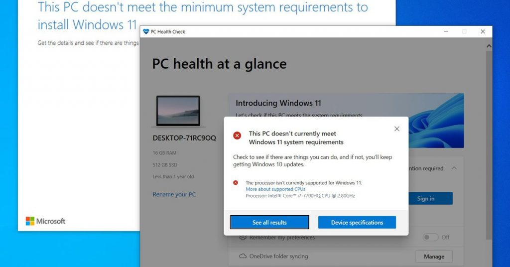 The easiest way to install Windows 11 on unsupported CPUs