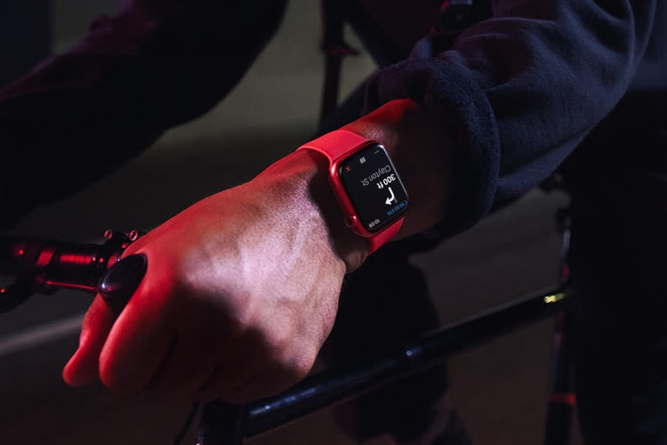 Comparison: Apple Watch Series 7 vs Apple Watch Series 6