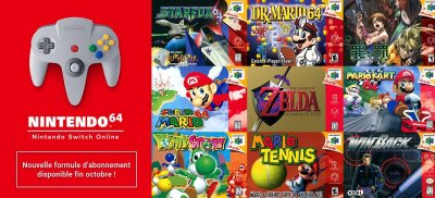 Nintendo Switch Online: What about 50 Hz or 60 Hz for Extended Pass N64 games?  Nintendo responds