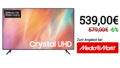 Samsung GU55AU7199UXZG |  55-inch LEDs in the mediamarket